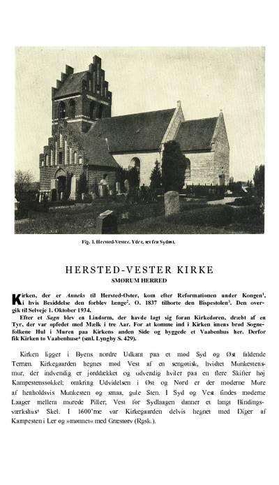 Herstedvester Kirke