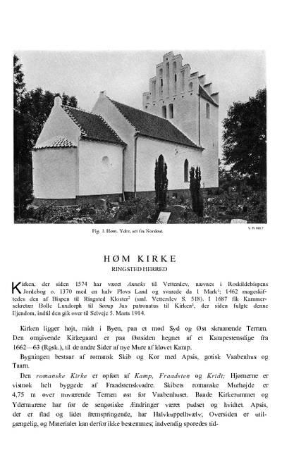Høm Kirke