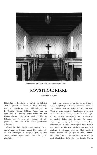 Rousthøje Kirke