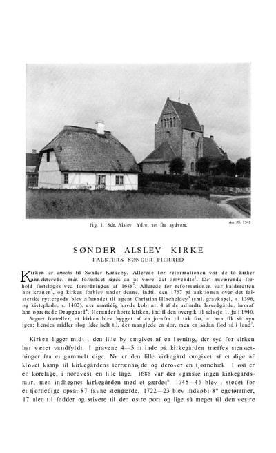 Sønder Alslev Kirke