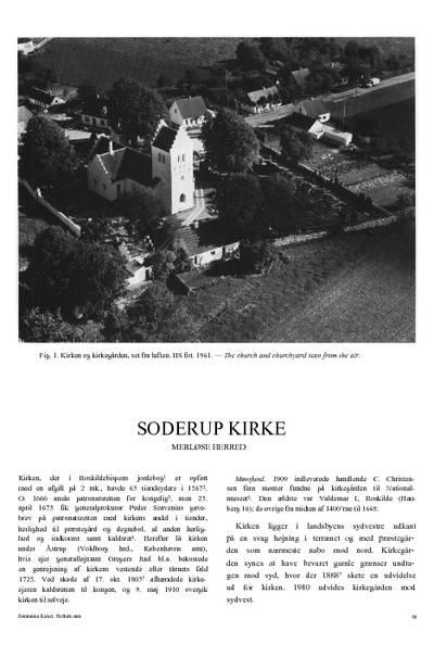 Soderup Kirke