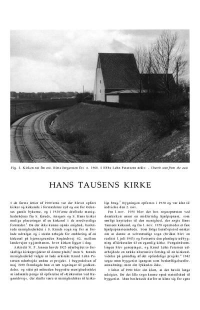 Hans Tausens Kirke