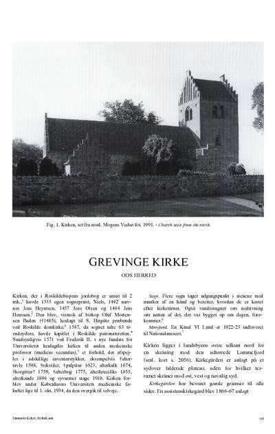 Grevinge Kirke