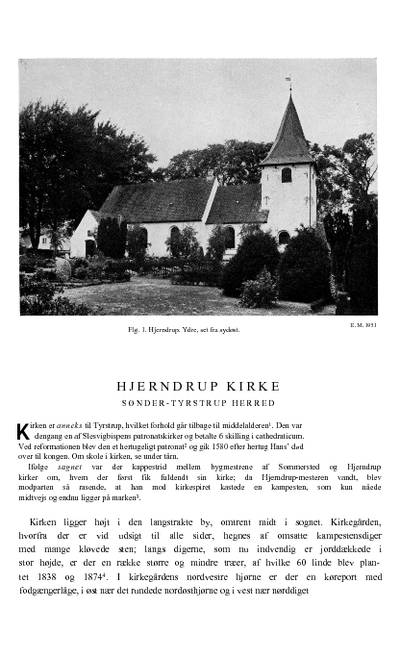 Hjerndrup Kirke