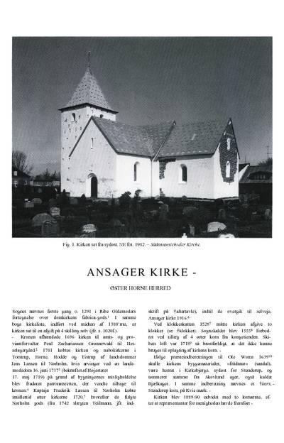 Ansager Kirke
