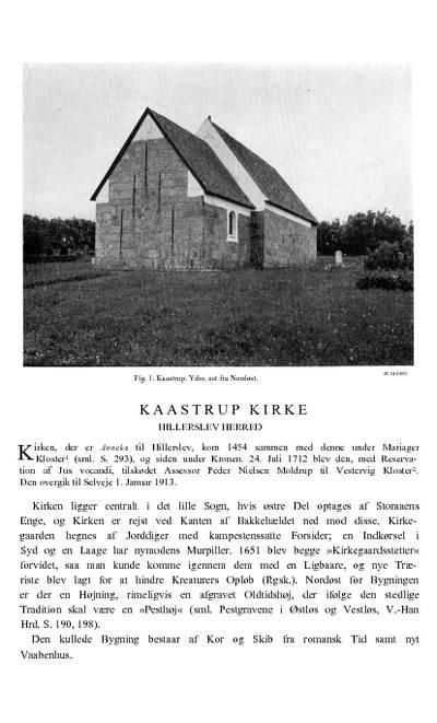 Kåstrup Kirke