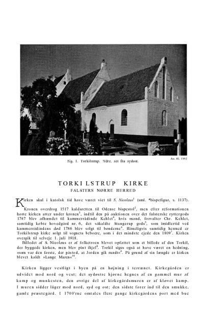 Torkilstrup Kirke