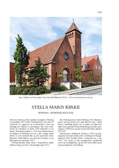 Stella Maris Kirke, Nyborg (rom.-kat.)
