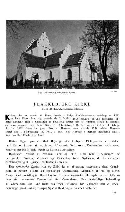 Flakkebjerg Kirke