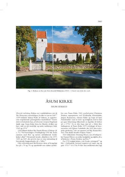 Åsum Kirke