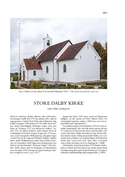Store Dalby Kirke