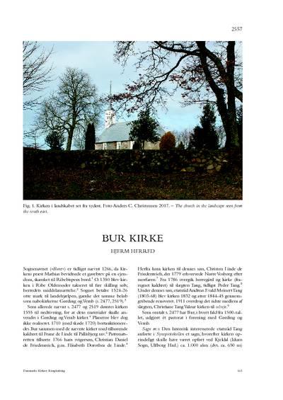 Bur Kirke