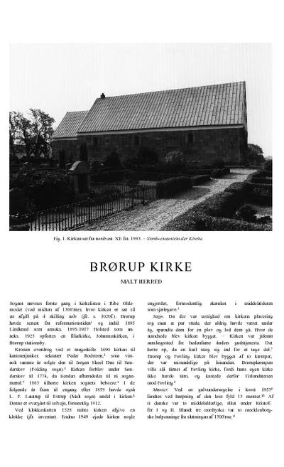Brørup Kirke