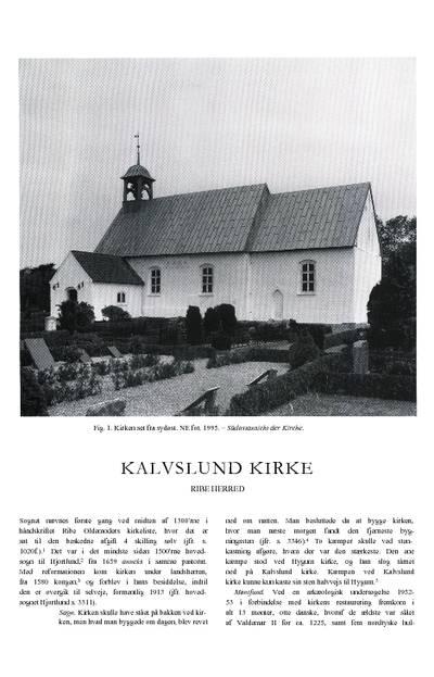 Kalvslund Kirke