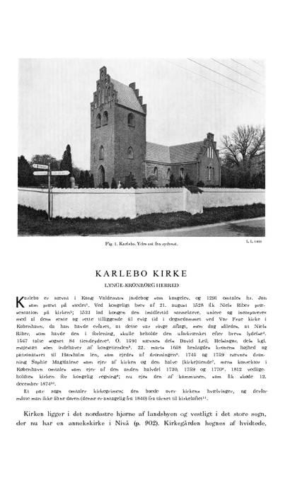 Karlebo Kirke