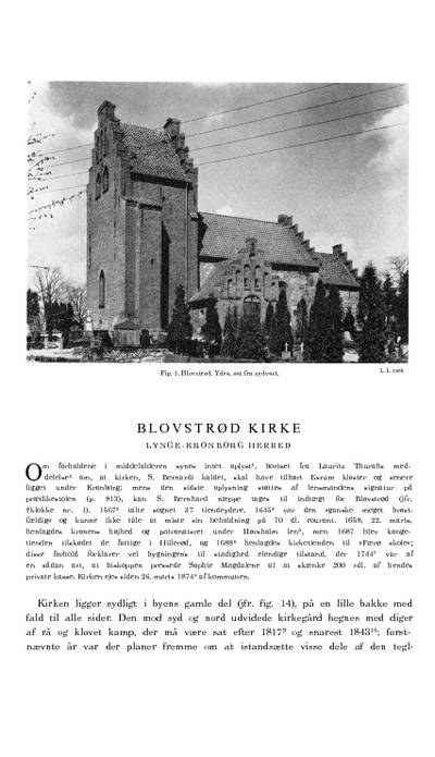 Blovstrød Kirke