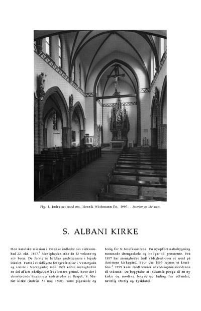 Skt. Albani Kirke (rom.-kat.)