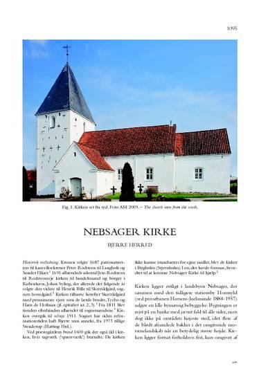 Nebsager Kirke