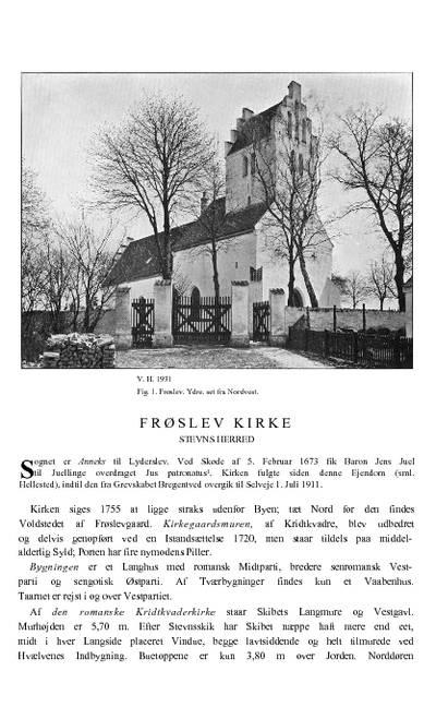 Frøslev Kirke