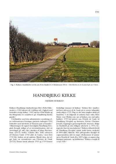 Handbjerg Kirke