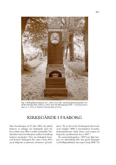 Kirkegårde i Faaborg