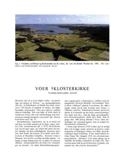 Voer †Klosterkirke