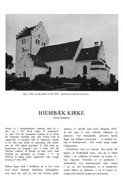 Hjembæk Kirke