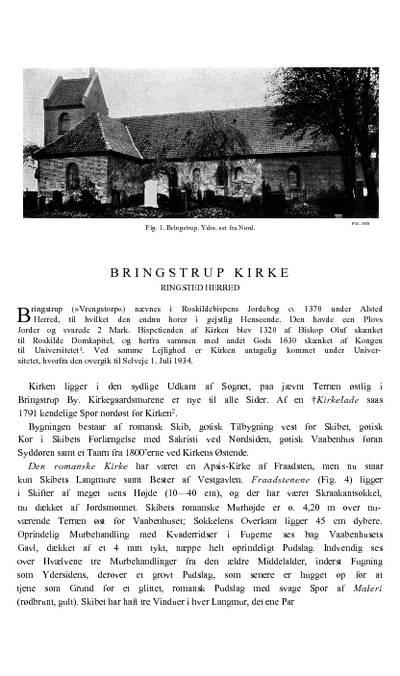 Bringstrup Kirke