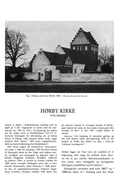 Hørby Kirke