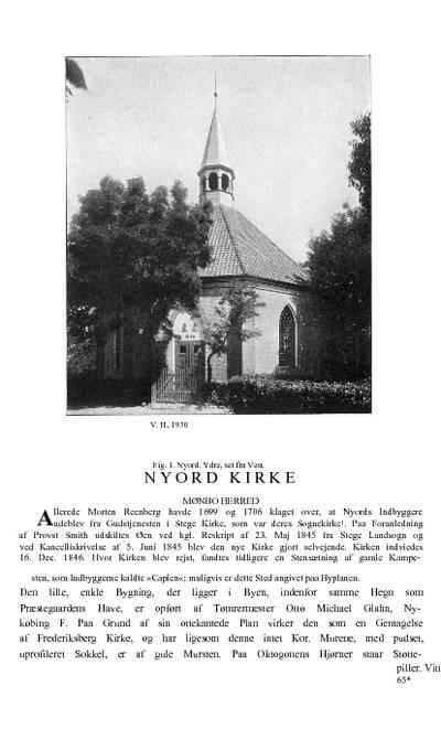 Nyord Kirke