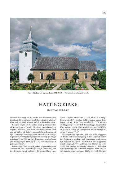 Hatting Kirke