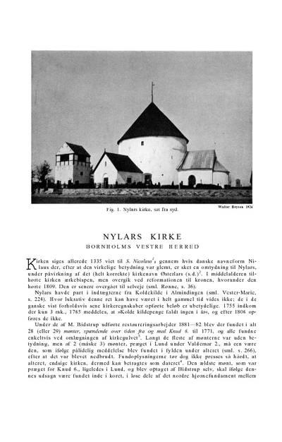 Nylars Kirke