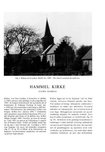 Hammel Kirke