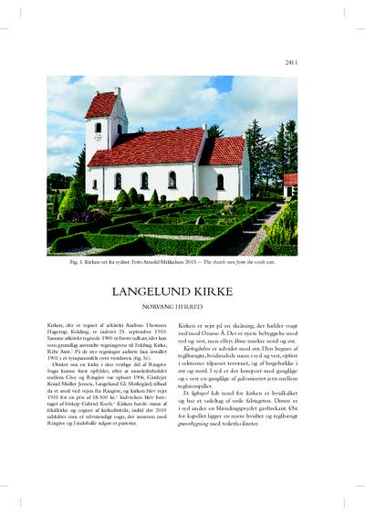 Langelund Kirke