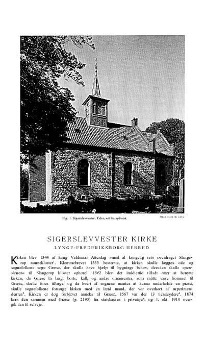 Sigerslevvester Kirke