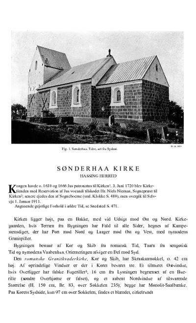 Sønderhå Kirke