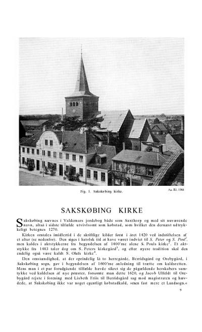 Sakskøbing Kirke