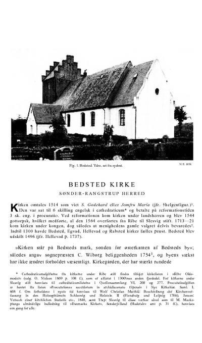 Bedsted Kirke