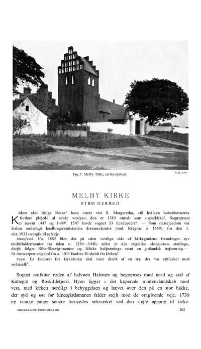 Melby Kirke