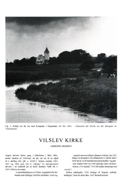Vilslev Kirke