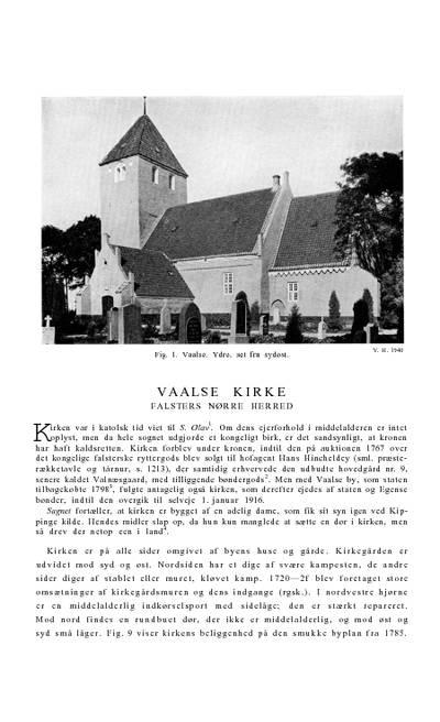 Vålse Kirke