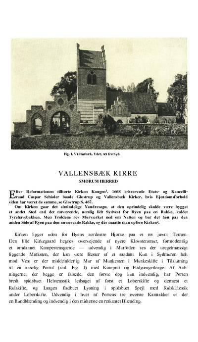 Vallensbæk Kirke