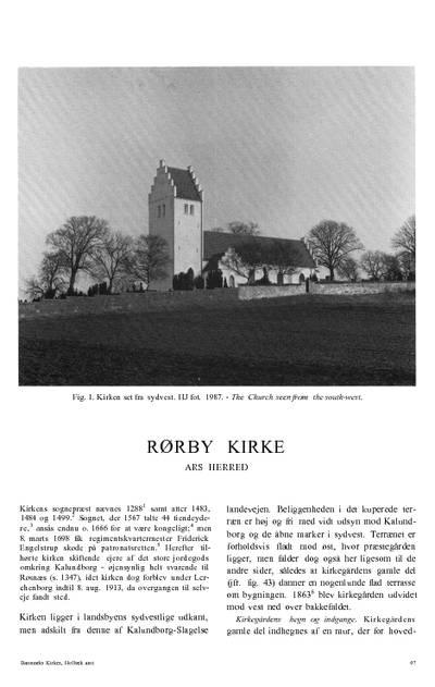 Rørby Kirke