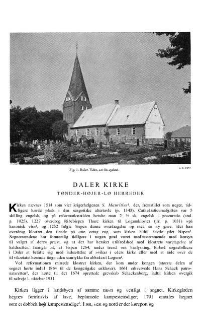 Daler Kirke