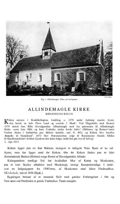 Allindemagle Kirke