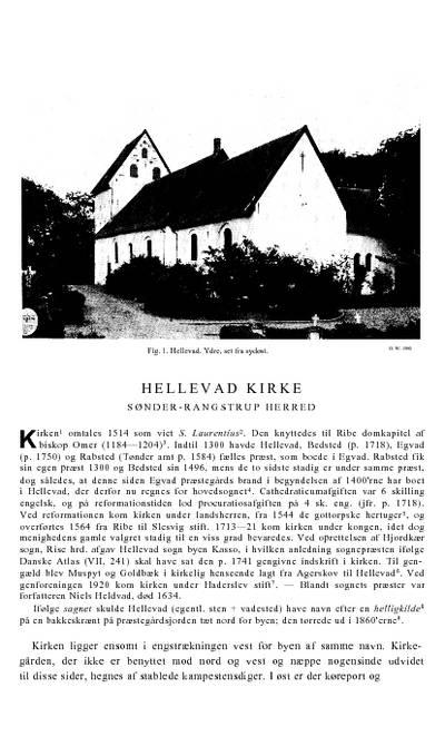 Hellevad Kirke