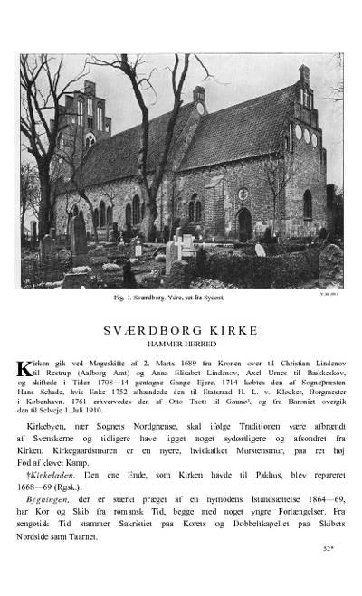 Sværdborg Kirke