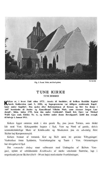 Tune Kirke