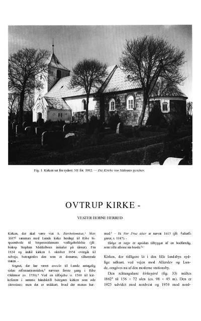 Ovtrup Kirke