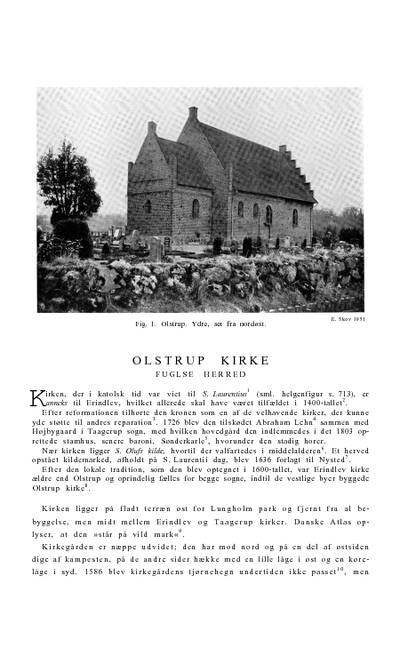 Olstrup Kirke
